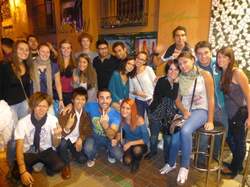 スペイン サラゴサ留学