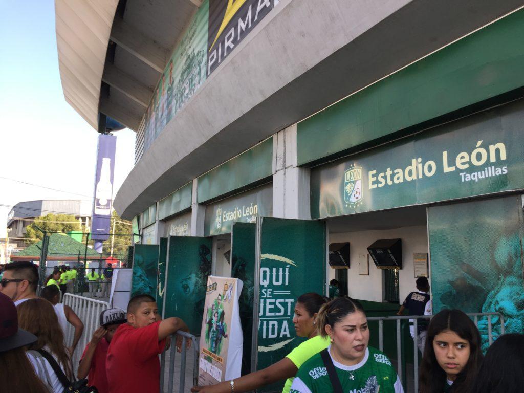 メキシコサッカー観戦 徹底解説!
