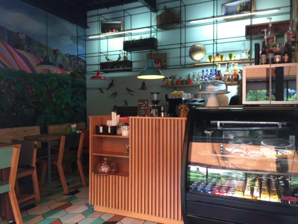 グアダラハラ おすすめ カフェ