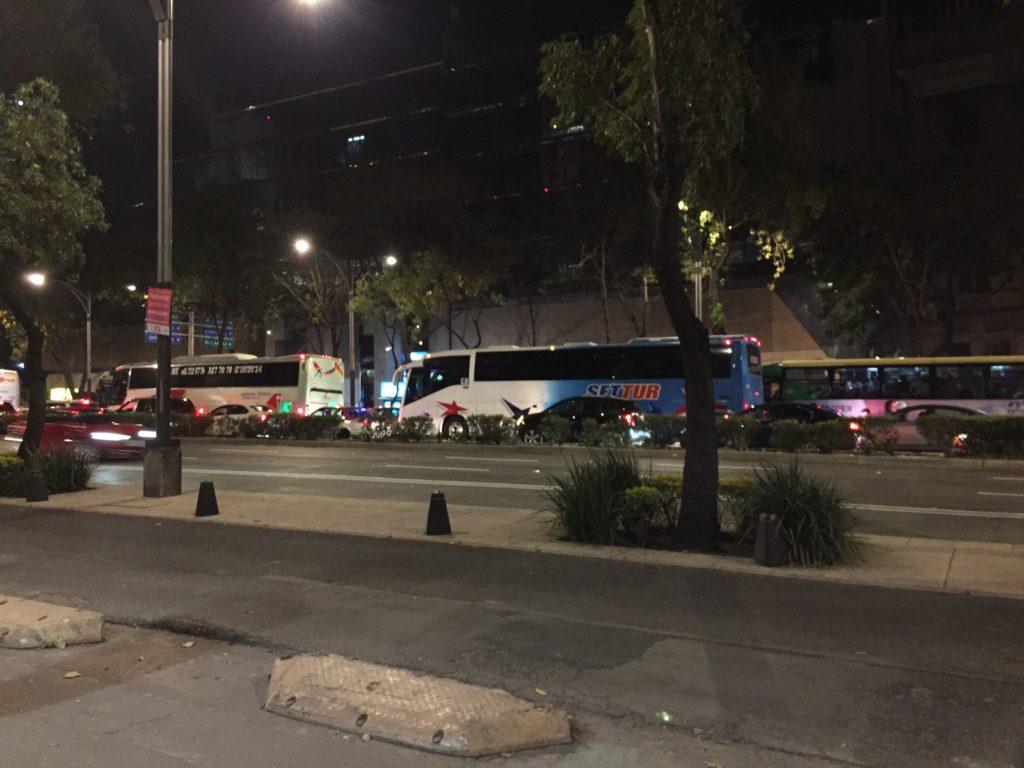 メキシコシティ Buen finはおすすめしない