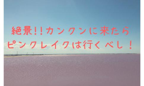 ピンクレイク