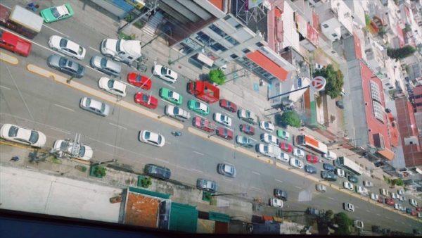 メキシコ 交通事情