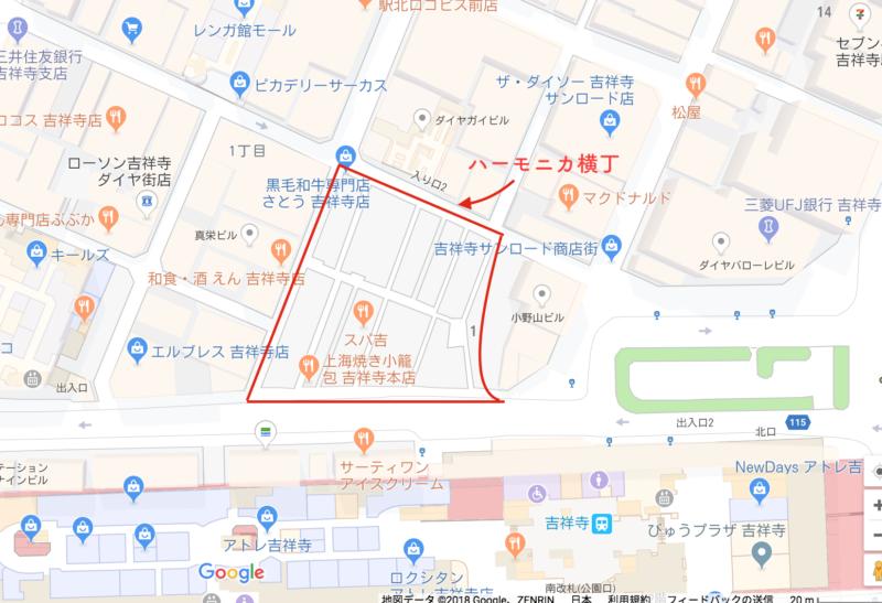 外国人 ガイド 吉祥寺